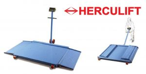 Mobile Floor Scale - NC series